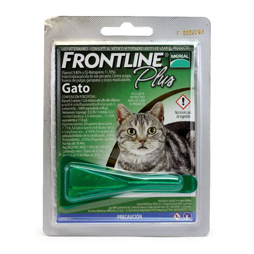 096355c2e Frontline Plus Gato | Safiri: Alimentos Premium y accesorios para ...